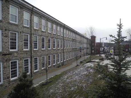 The renovation of Newmarket's textile mills, which date to the 19th century, has created sites for residential and commercial development.